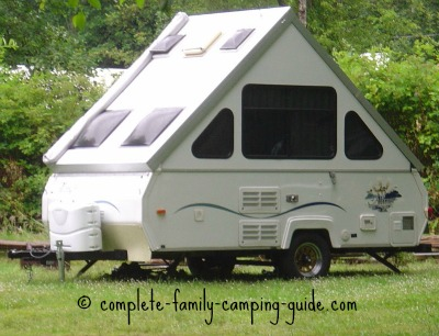 Small Camp Trailers