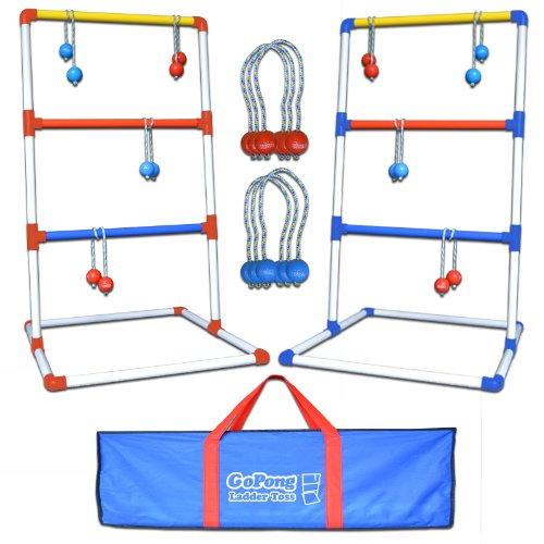 ladderball set with carrying case