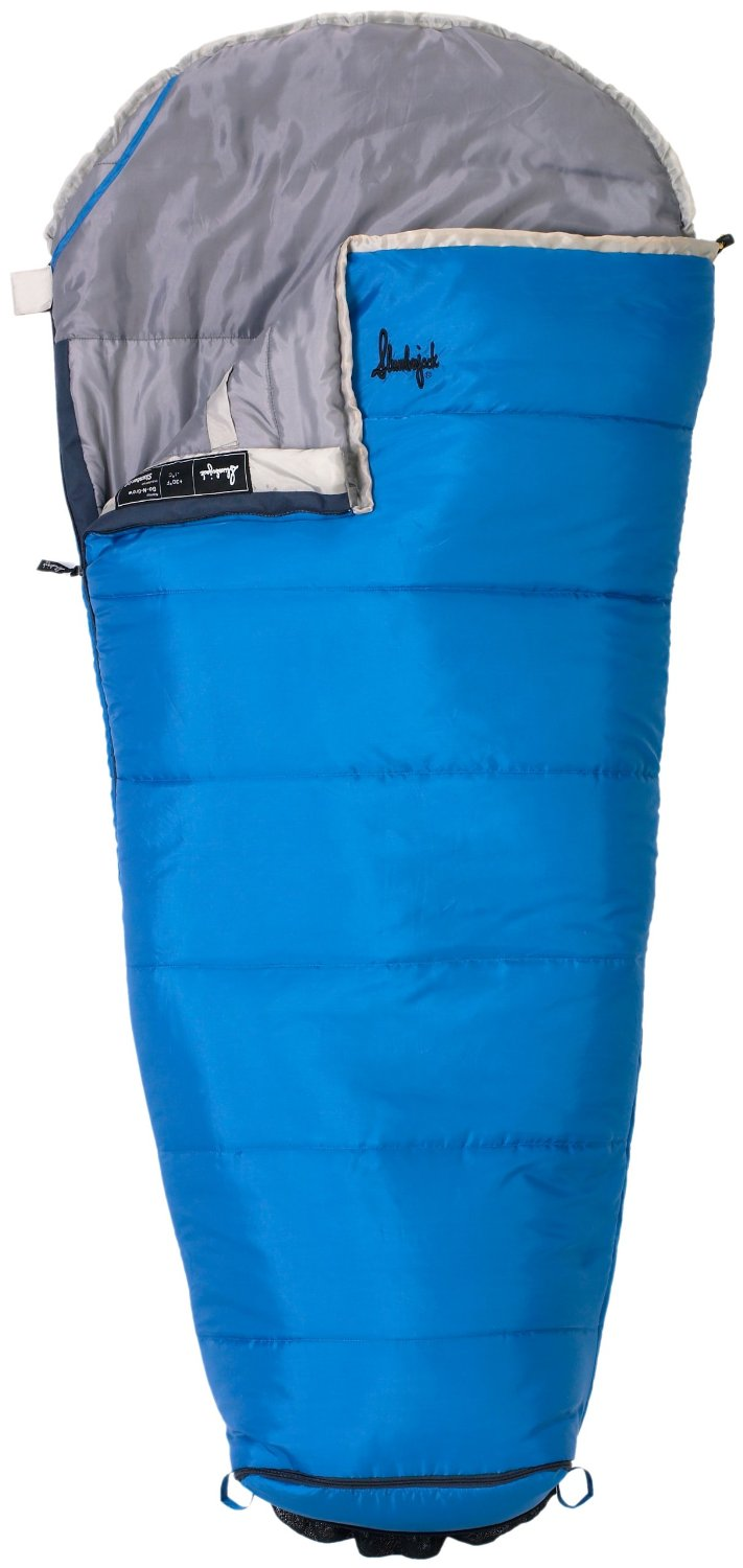 Slumberjack Go-n-Grow sleeping bag
