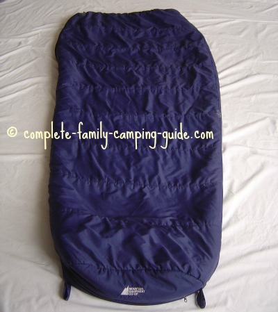 Types of Sleeping Bags: Down, Synthetic, Barrel, Mummy ...