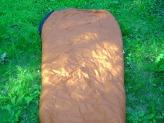 barrel sleeping bag