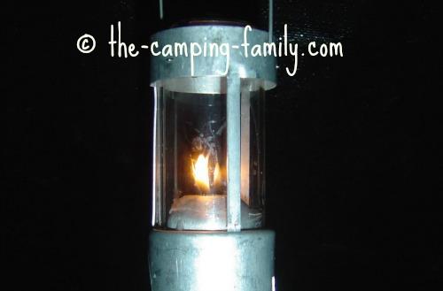 candle lantern chimney