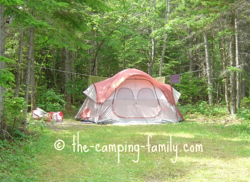 Planning A Family Camping Trip: Seven Easy Steps