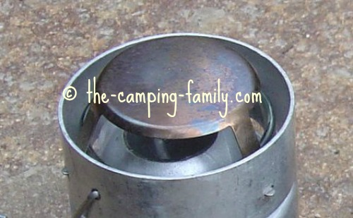 candle lantern heat shield
