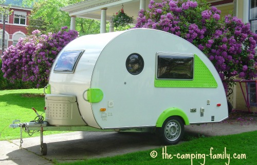 Teardrop Trailers The Ultimate In Small Lightweight Travel