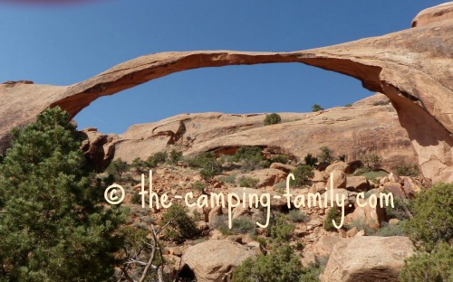 Landscape Arch at Arches National