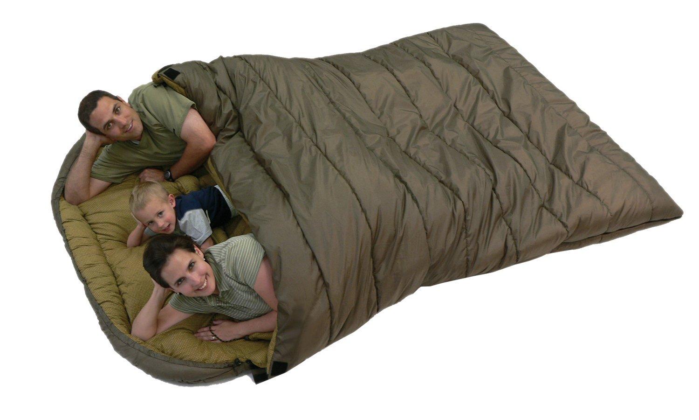 A Double Sleeping Bag