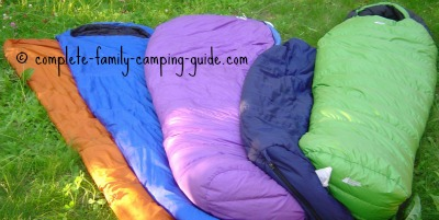 Camping Sleeping Bags: The Best Types Of Sleeping Bags For ...