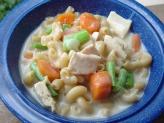 One-Pot Macaroni with Tuna and Veggies