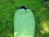 mummy sleeping bag