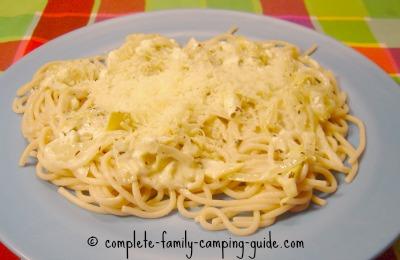pasta with artichoke hearts