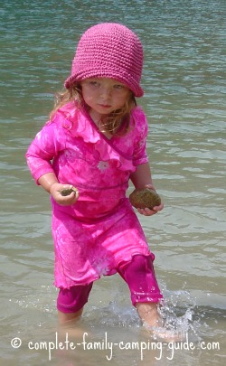 pink SPF suit