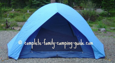 dome tent & Pitching A Tent: Tips and Tricks For Setting Up A Tent For Camping