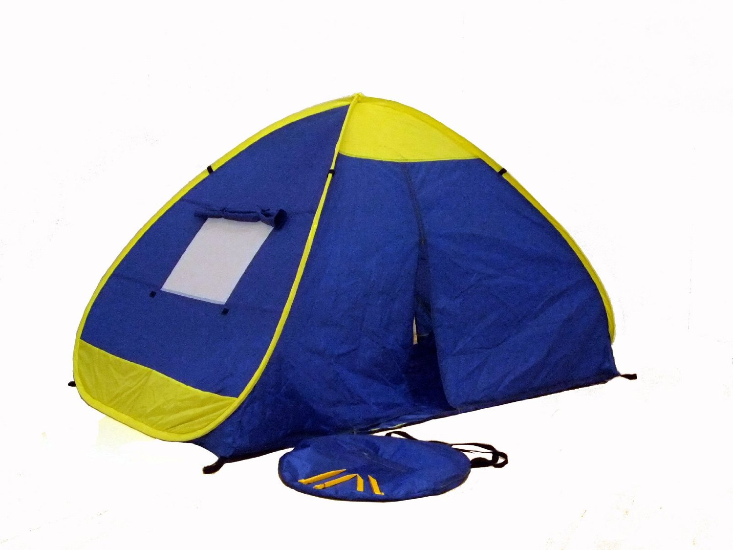 In the backyard  sc 1 st  The C&ing Family & Self Erecting Tents: Ideal For Specific Situations