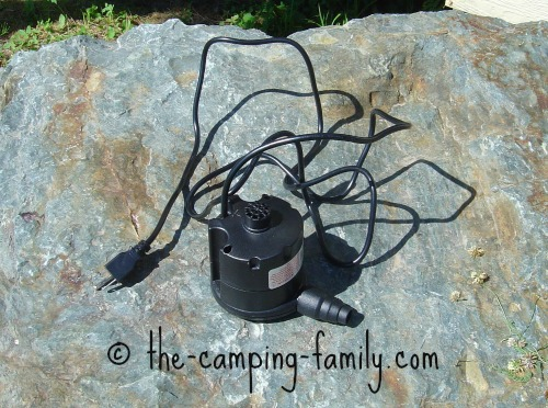 electric pump for air mattress