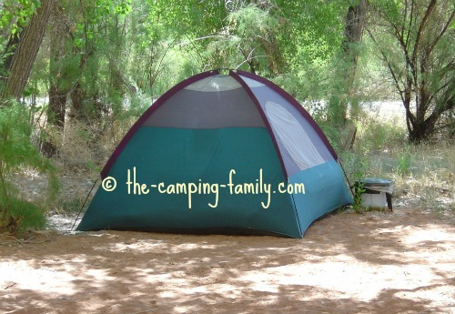 Learn How To Choose The Ideal Camping Tent