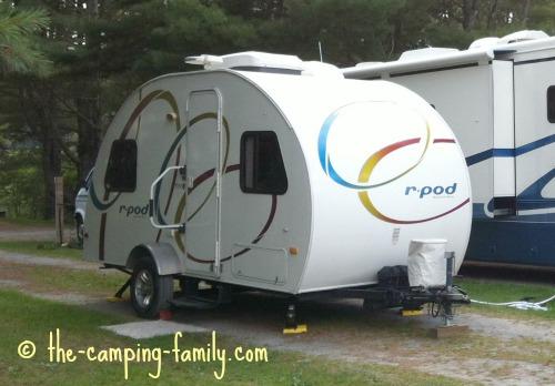 r-Pod trailer