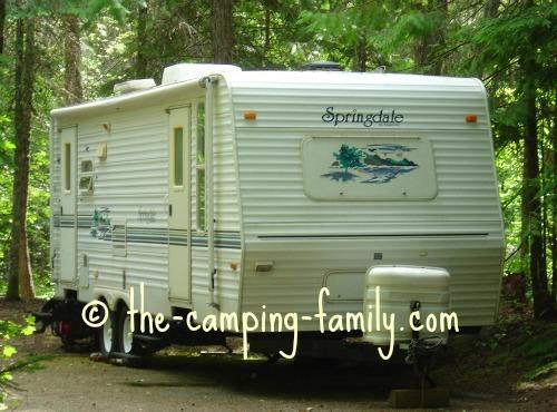 Springdale trailer