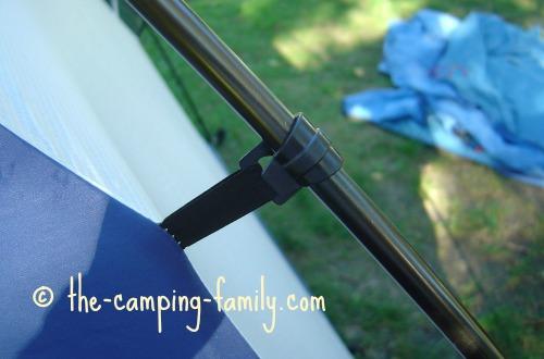 tent pole clip