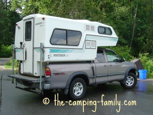 small fiberglass truck camper Truck Campers  A Good Choice For Your Family
