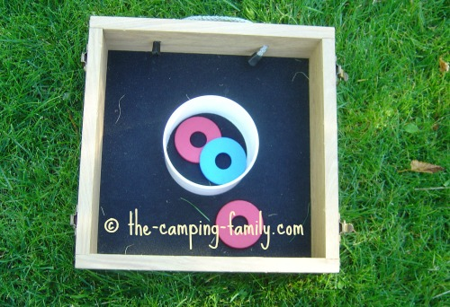 washer toss washers in box