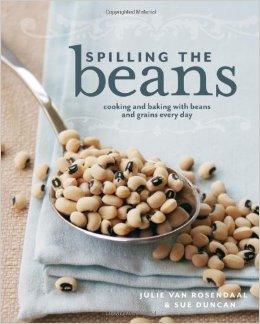Spilling the Beans cookbook
