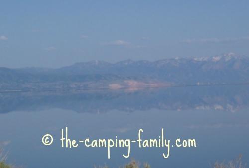 beautiful view in Utah