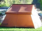 cabin style tents