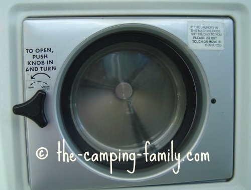 commercial front loading washer