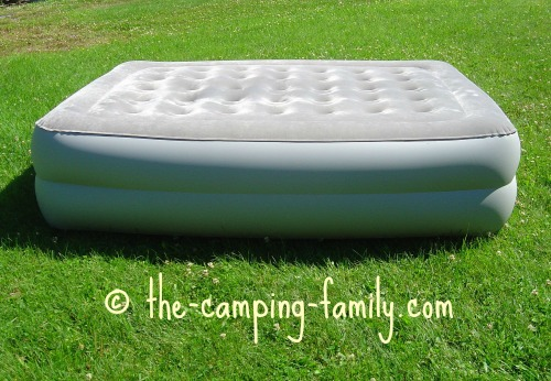 full size air mattress