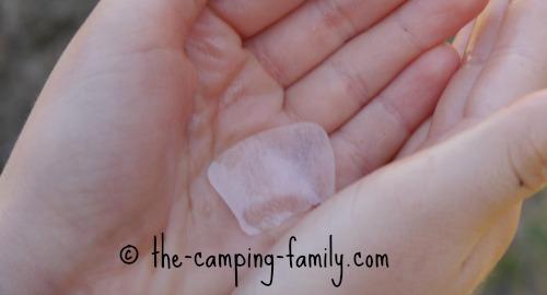 one soap leaf