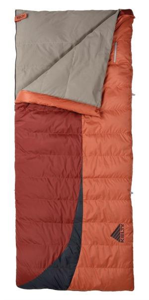 rectangular down sleeping bag