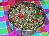 Lentil Barley Salad