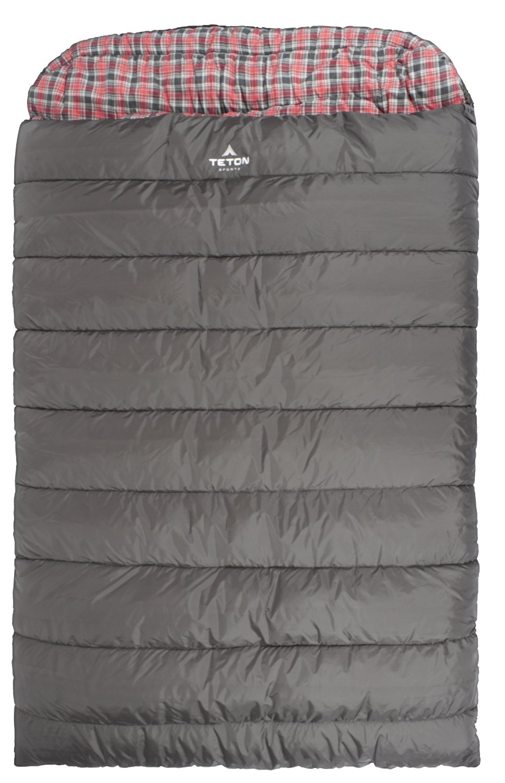 Teton double sleeping bag